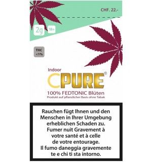 CPURE FED TONIC 10G