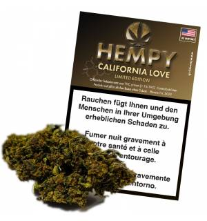 Hempy Indoor California Love 10% CBD 1,9 g